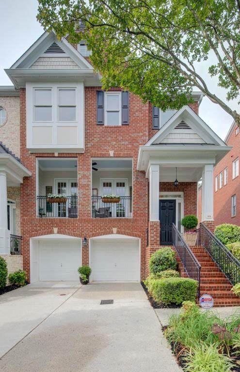 5832 Riverstone Circle #12, Atlanta, GA 30339 (MLS #6724864) :: The Butler/Swayne Team