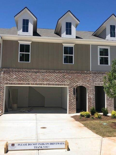 2974 Edgemont Lane #57, Marietta, GA 30008 (MLS #6724977) :: The Zac Team @ RE/MAX Metro Atlanta