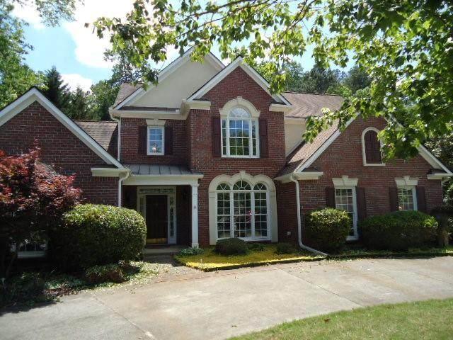 1145 Windhaven Drive, Alpharetta, GA 30005 (MLS #6725035) :: Charlie Ballard Real Estate