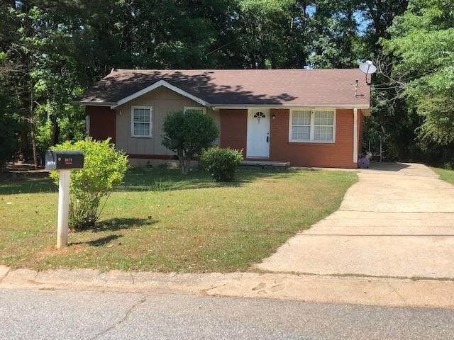 8079 Attleboro Drive, Jonesboro, GA 30238 (MLS #6725260) :: The Zac Team @ RE/MAX Metro Atlanta