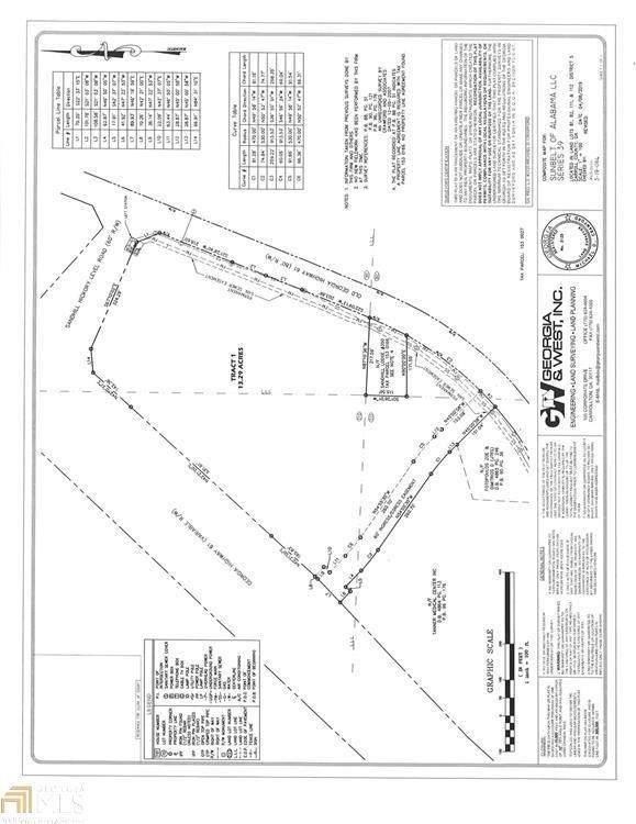 0 Carrollton Villa Rica Highway, Carrollton, GA 30117 (MLS #6725705) :: The Heyl Group at Keller Williams