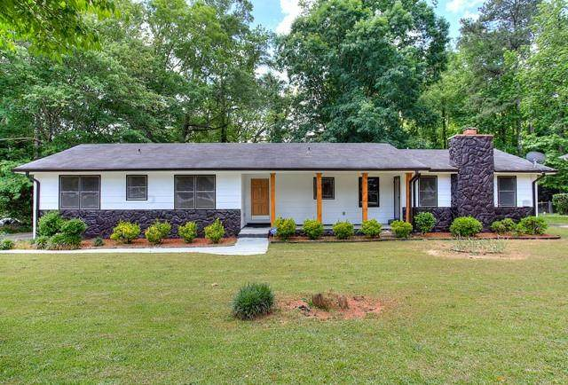 3321 Old Salem Road SE, Conyers, GA 30013 (MLS #6726127) :: The Zac Team @ RE/MAX Metro Atlanta