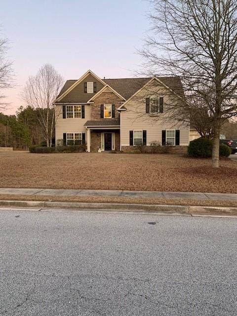 2105 Albert Jones Drive, Loganville, GA 30052 (MLS #6726199) :: The Zac Team @ RE/MAX Metro Atlanta