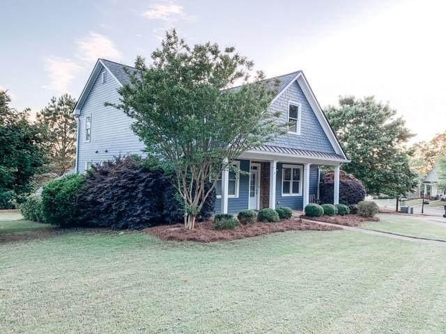 107 Covington Drive, Ball Ground, GA 30107 (MLS #6726278) :: Maria Sims Group