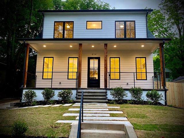 834 Harold Avenue SE, Atlanta, GA 30316 (MLS #6726512) :: The Zac Team @ RE/MAX Metro Atlanta