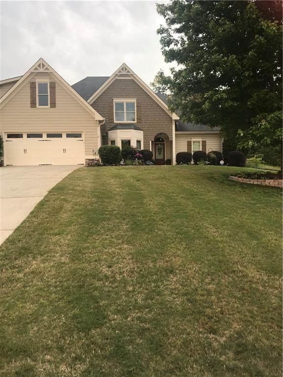 67 Morgan Lane, Dawsonville, GA 30534 (MLS #6726969) :: Charlie Ballard Real Estate