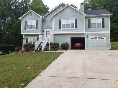 2196 Alyssa Court, Lithia Springs, GA 30122 (MLS #6727320) :: MyKB Partners, A Real Estate Knowledge Base