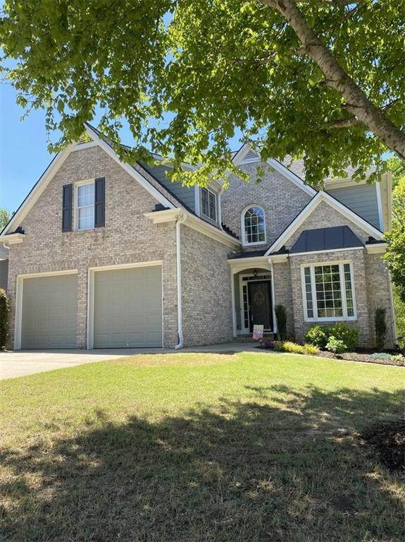 58 Meadow Glen Way, Acworth, GA 30101 (MLS #6727328) :: The Butler/Swayne Team