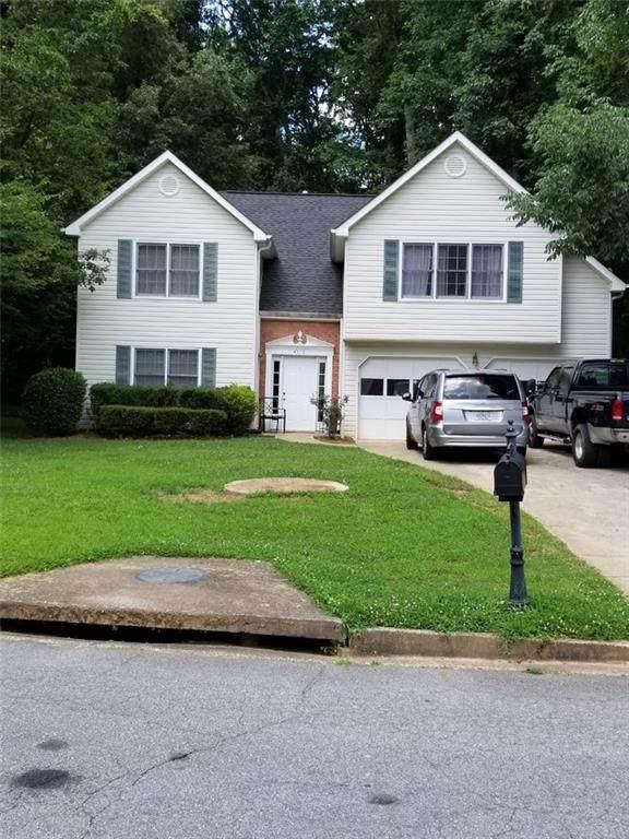 4510 Sagebrush Drive NW, Kennesaw, GA 30152 (MLS #6727725) :: North Atlanta Home Team