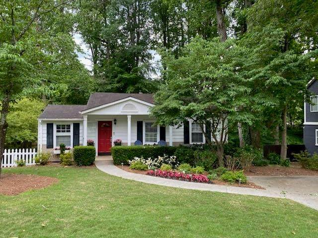 1765 Georgian Terrace, Brookhaven, GA 30341 (MLS #6727941) :: North Atlanta Home Team
