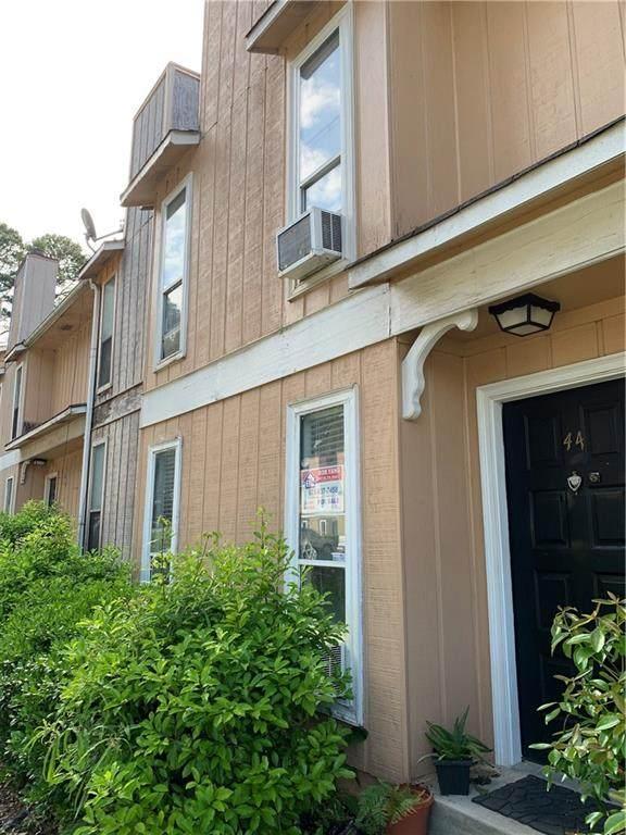 2340 Beaver Ruin Road #44, Norcross, GA 30071 (MLS #6727945) :: North Atlanta Home Team