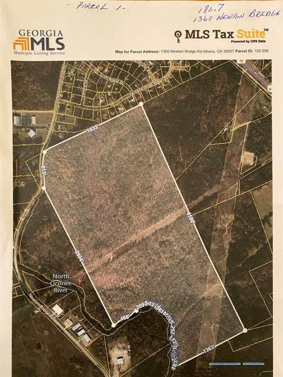 1360 Newton Bridge Road, Athens, GA 30607 (MLS #6727967) :: 515 Life Real Estate Company