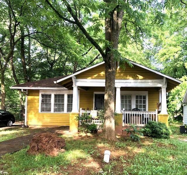 311 Atwood Street SW, Atlanta, GA 30310 (MLS #6727968) :: KELLY+CO