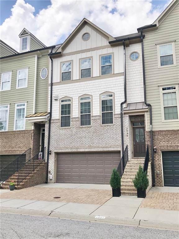 2090 Callaway Court NW, Atlanta, GA 30318 (MLS #6728004) :: RE/MAX Paramount Properties