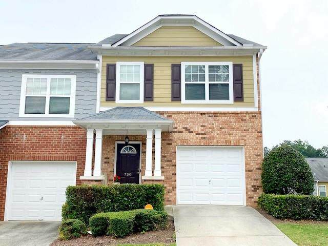 756 Arbor Gate Lane #2001, Lawrenceville, GA 30044 (MLS #6728108) :: Rock River Realty