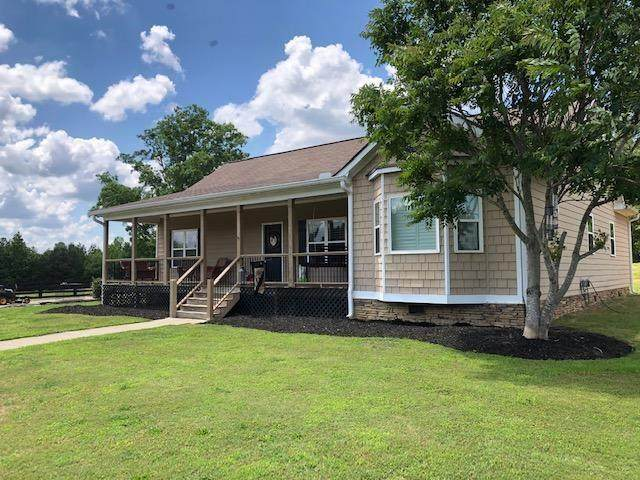 315 Wood Fall Road, Cedartown, GA 30125 (MLS #6728215) :: The Realty Queen & Team
