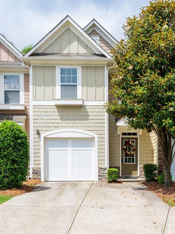 2097 Lakeshore Overlook Drive NW, Kennesaw, GA 30152 (MLS #6728386) :: RE/MAX Paramount Properties