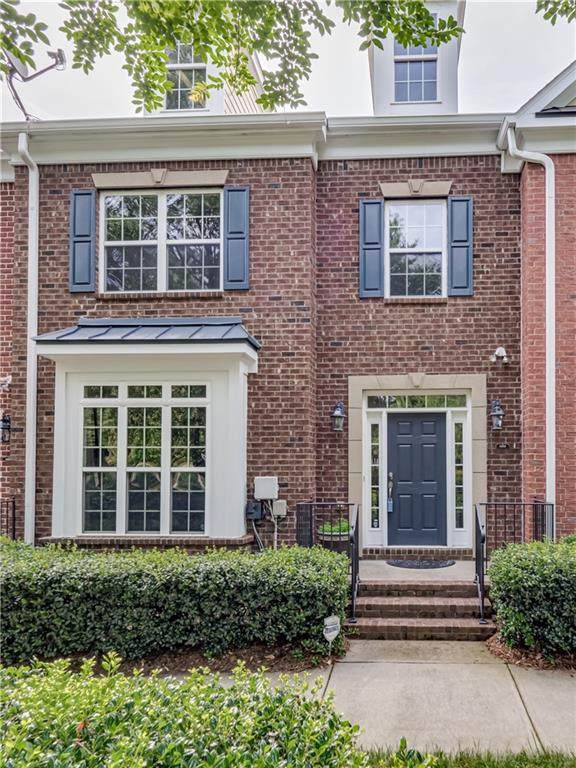 3222 Buck Way, Alpharetta, GA 30004 (MLS #6728399) :: Path & Post Real Estate