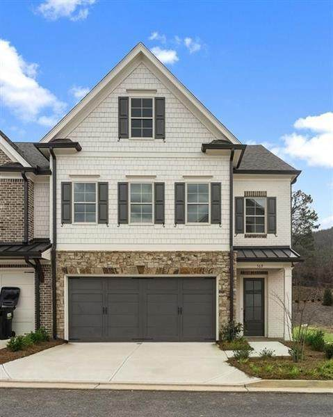 522 Springer Bend #54, Marietta, GA 30060 (MLS #6728570) :: RE/MAX Prestige