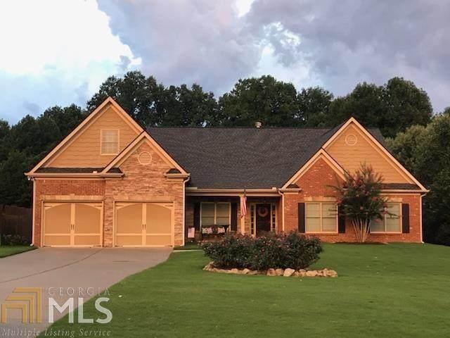 1234 Treemont Trace, Winder, GA 30680 (MLS #6728622) :: Rock River Realty
