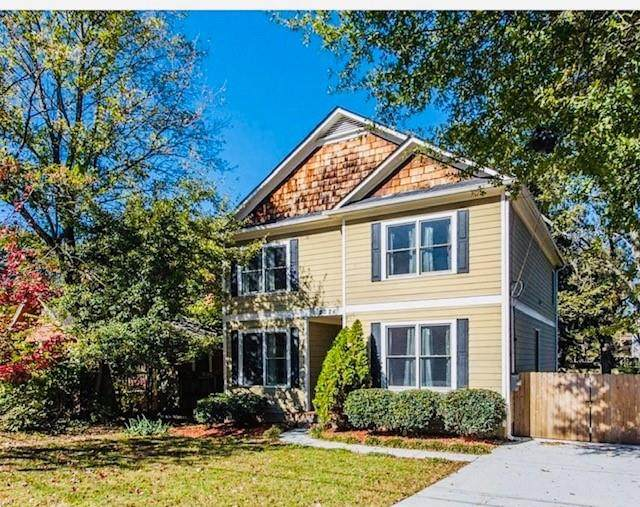 2076 Bolton Road NW, Atlanta, GA 30318 (MLS #6728768) :: The Zac Team @ RE/MAX Metro Atlanta