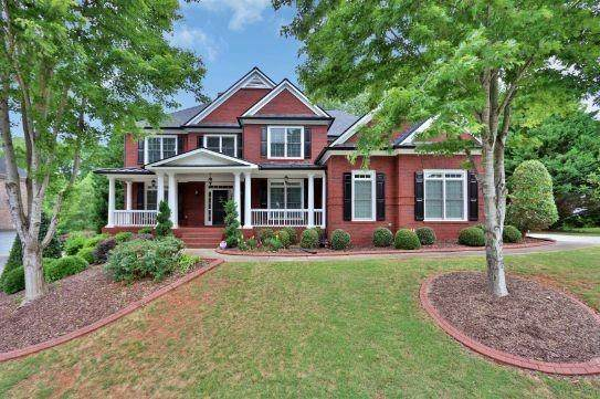 1734 Rosehedge Way NW, Kennesaw, GA 30152 (MLS #6728936) :: Path & Post Real Estate