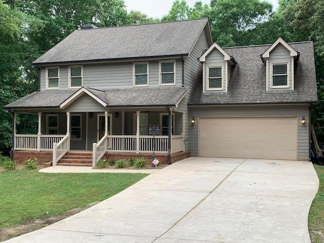 1421 Red Oak Way, Winder, GA 30680 (MLS #6729024) :: Rock River Realty
