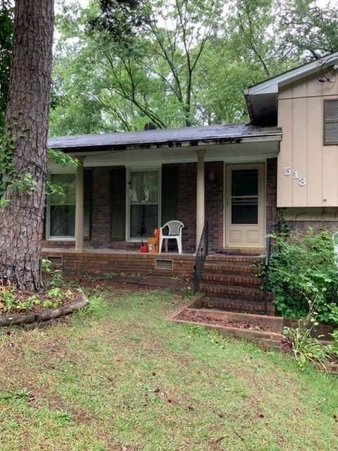 513 San Marcos Way, Stone Mountain, GA 30083 (MLS #6729269) :: The Hinsons - Mike Hinson & Harriet Hinson