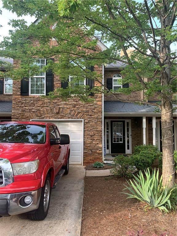 125 Fern Crest Drive, Lawrenceville, GA 30046 (MLS #6729416) :: Tonda Booker Real Estate Sales