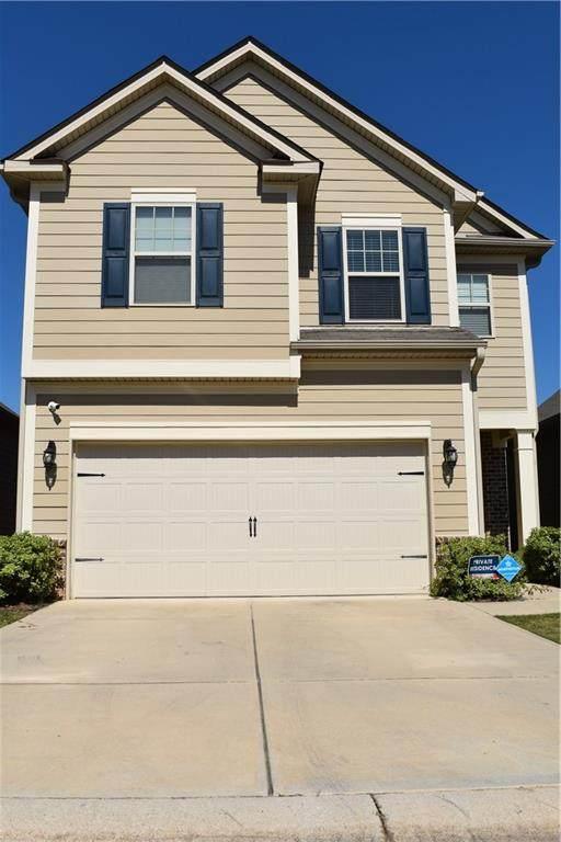 2412 Oakleaf Circle, Lithonia, GA 30058 (MLS #6729442) :: Kennesaw Life Real Estate