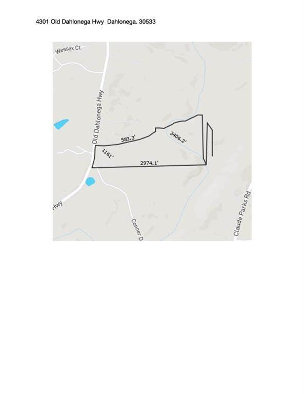 4301 Old Dahlonega Highway, Dahlonega, GA 30533 (MLS #6729496) :: The Heyl Group at Keller Williams