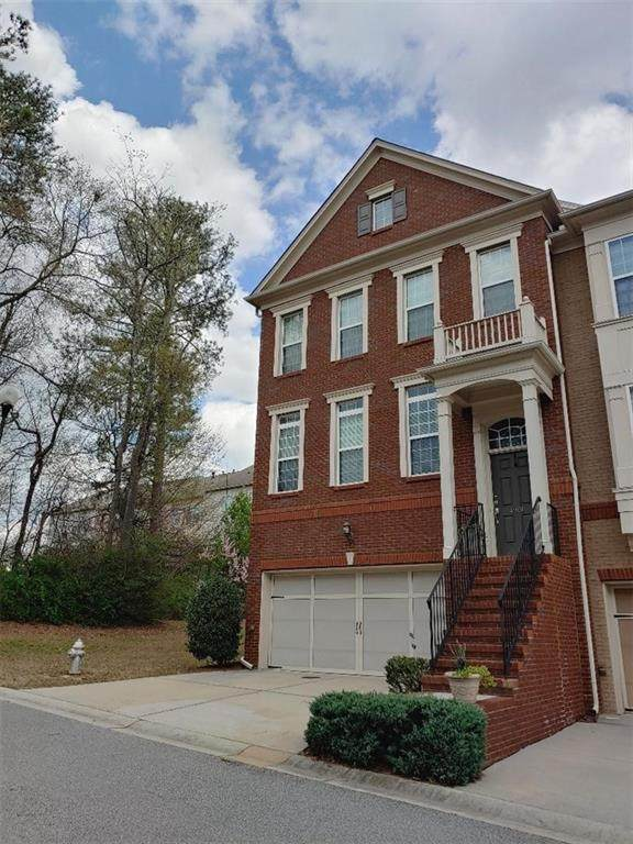 4901 Greylock Walk #21, Smyrna, GA 30080 (MLS #6729517) :: Kennesaw Life Real Estate