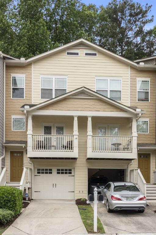 1396 Liberty Parkway NW, Atlanta, GA 30318 (MLS #6729590) :: Lakeshore Real Estate Inc.