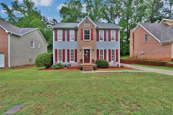 3175 Haverhill Rowe, Lawrenceville, GA 30044 (MLS #6729606) :: The Heyl Group at Keller Williams