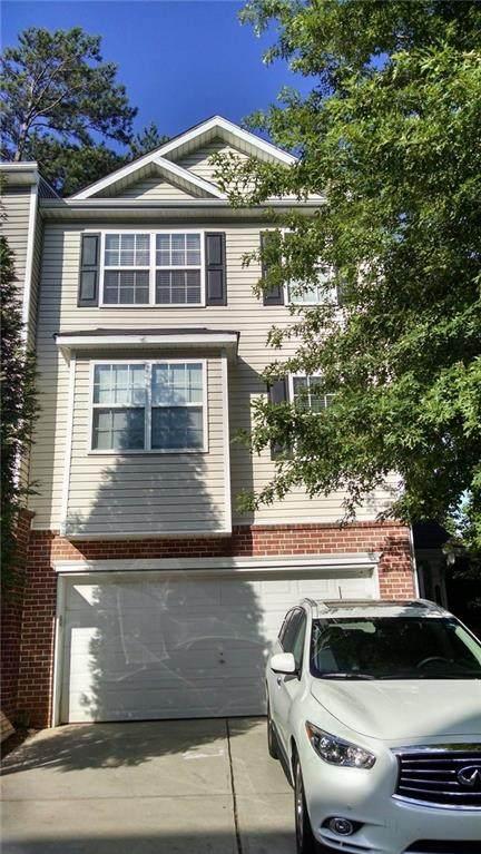 656 Providence Place SW, Atlanta, GA 30331 (MLS #6729742) :: The Butler/Swayne Team