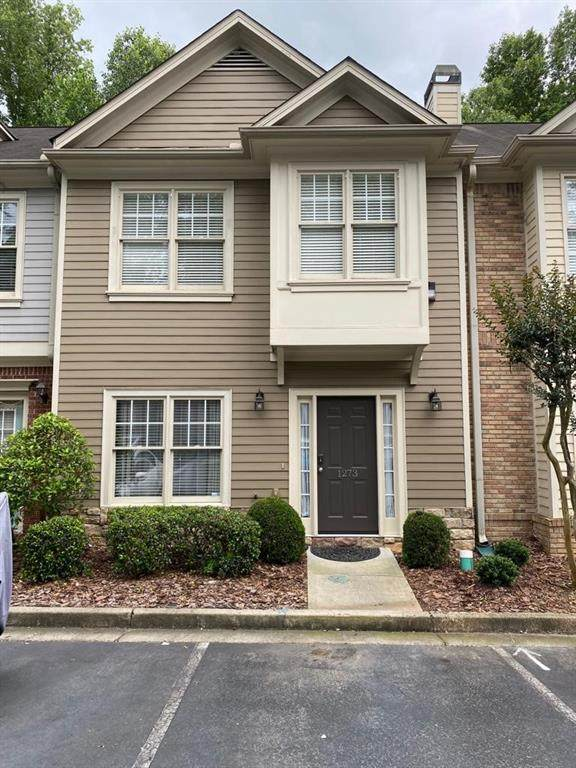 1273 Harris Common Place, Roswell, GA 30076 (MLS #6729862) :: The Cowan Connection Team