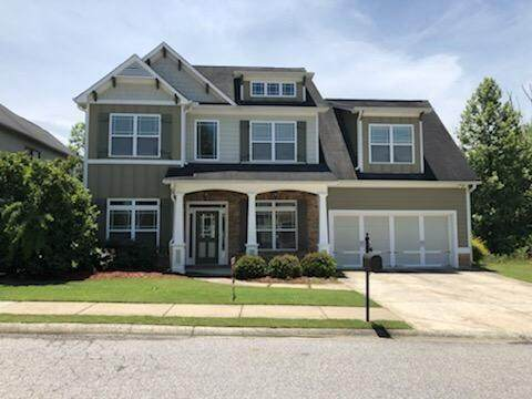 408 S Fortune Way, Dallas, GA 30157 (MLS #6730286) :: Kennesaw Life Real Estate