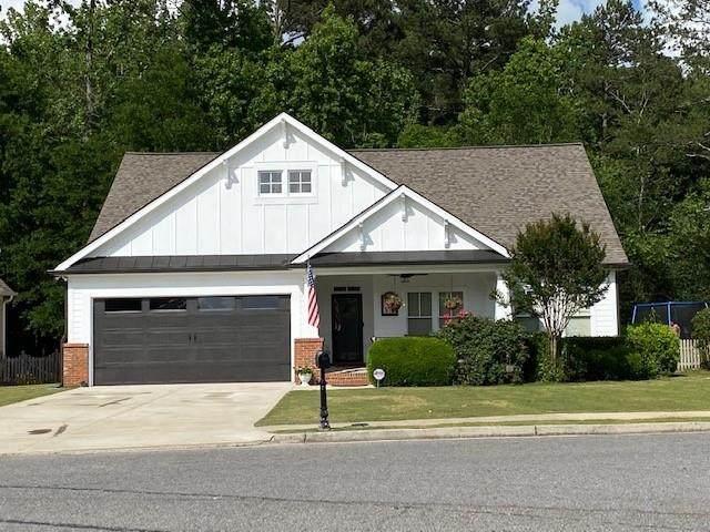 9 Lake Haven Drive, Cartersville, GA 30120 (MLS #6730306) :: The Zac Team @ RE/MAX Metro Atlanta