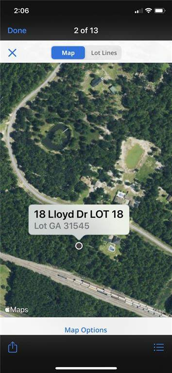 0 Lloyd Drive, Jesup, GA 31545 (MLS #6730666) :: The Zac Team @ RE/MAX Metro Atlanta