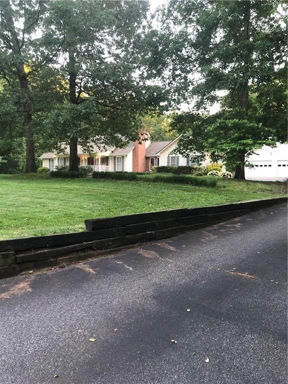 211 Park Avenue, Dawsonville, GA 30534 (MLS #6730737) :: RE/MAX Paramount Properties