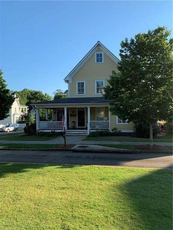 577 Sycamore Street, Madison, GA 30650 (MLS #6730833) :: North Atlanta Home Team