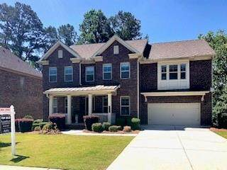 1230 Redbud Drive, Alpharetta, GA 30005 (MLS #6730842) :: Path & Post Real Estate