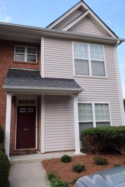 801 Old Peachtree Road NW #56, Lawrenceville, GA 30043 (MLS #6731390) :: Thomas Ramon Realty