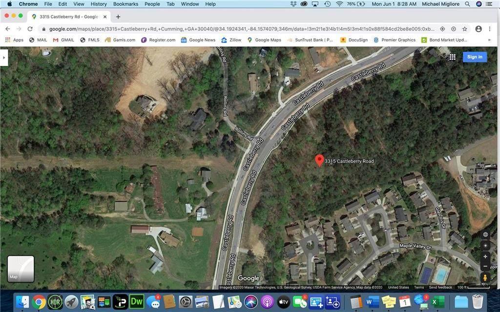 3315 Castleberry Road - Photo 1