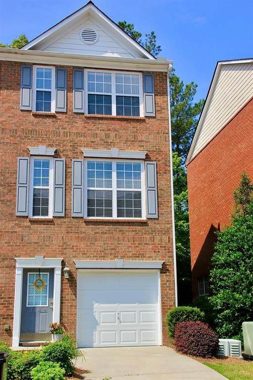 3184 Mill Springs Circle, Buford, GA 30519 (MLS #6731665) :: Dillard and Company Realty Group