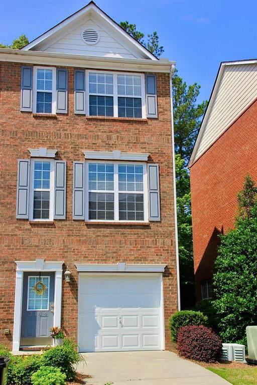 3184 Mill Springs Circle, Buford, GA 30519 (MLS #6731665) :: Path & Post Real Estate