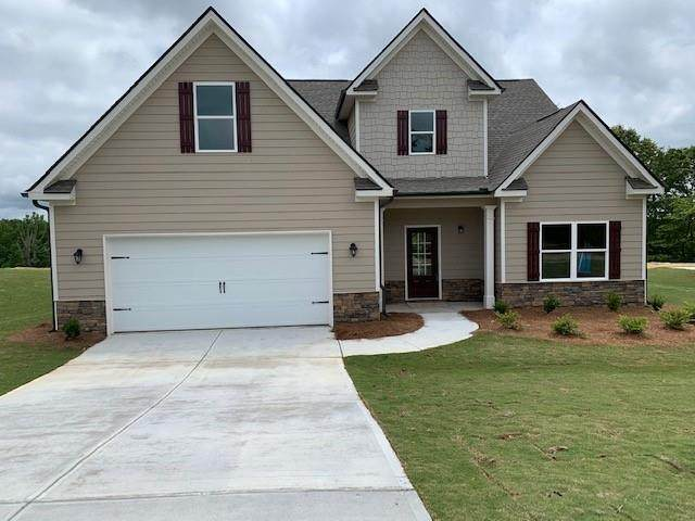 4417 Barefoot Run, Gainesville, GA 30506 (MLS #6731689) :: Lakeshore Real Estate Inc.