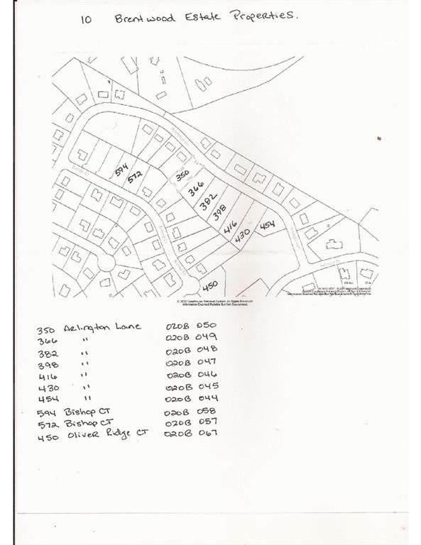 0 Brentwood Estate, Commerce, GA 30529 (MLS #6731789) :: The Heyl Group at Keller Williams