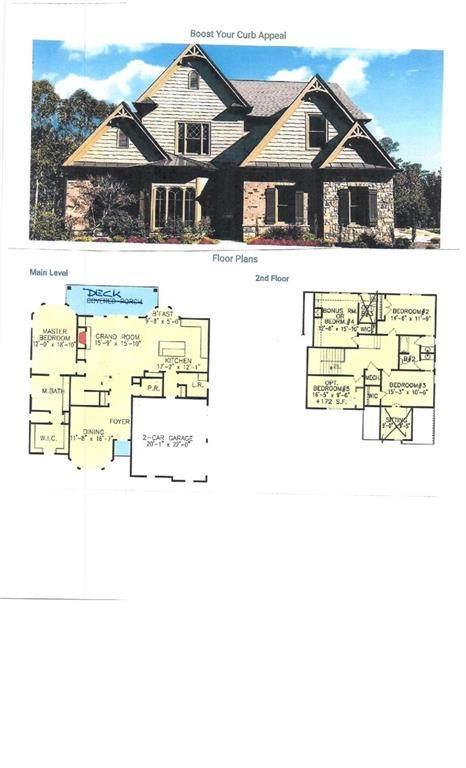 7050 Galts Ferry Road, Acworth, GA 30102 (MLS #6731847) :: Lakeshore Real Estate Inc.