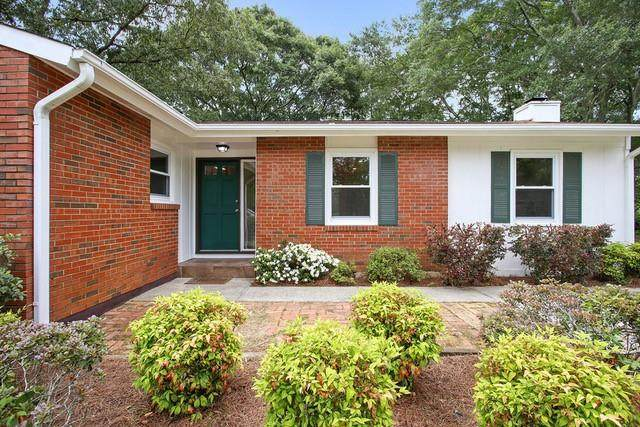 1830 Balmoral Road NE, Atlanta, GA 30319 (MLS #6731887) :: Charlie Ballard Real Estate